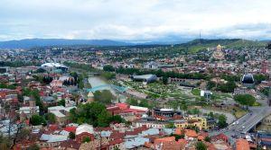 В 2015 году Грузию посетили 5 млн 897,7 тыс. иностранцев